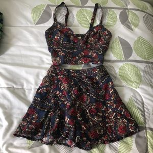 Hollister Two Piece Set
